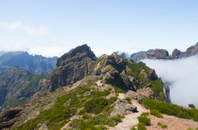 Pico Do Arieiro, Madère